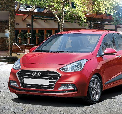 Hyundai Grand i 10 Sedan