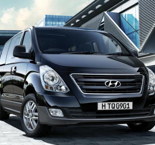 Hyundai H1 9 Seat Van