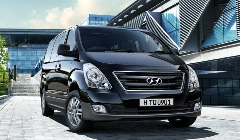 hyundai h1 panel van economy car rentals discount car rentals. Black Bedroom Furniture Sets. Home Design Ideas
